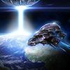Defense Alien War game