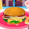 Delicious Burger King game