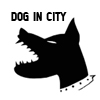 Dog in City game