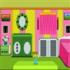 Escape Colored Baby Room game