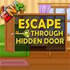 Escape Through Hidden Door game