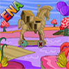 Escape with Fantasy Trojan Horse game