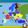 Europe GeoQuest game