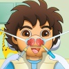 Explorer Boy Nose Doctor game