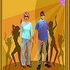 Fat Couple Dressup game