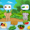 Feed The Baby Elephants game