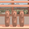 Figurines Room Escape II game