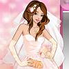 Flower Power Wedding Dress Up game
