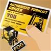 Forklift License game