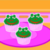 Frog Cupcakes game