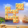 Funny Pirates Mahjong game