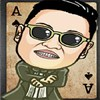 Gangnam Solitaire game