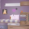 Girls Purple Room Escape game
