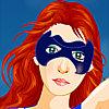 Girl Superhero Dressup game