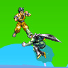 Gohan Attack game