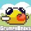 Grumpy Beaks game
