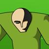 Green Alien game