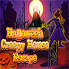 Halloween Creepy House Escape game