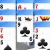Happy Flight Solitaire game