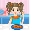 Halloween Pumpkin Bread Cooking game