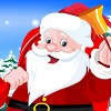 Holly Jolly Christmas Dress Up game