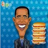 Hot Dog Obama game