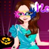 I Love Halloween Fancy Dress Ball game