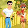 Jennifer Rose Babysitter in Love 2 game