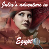 Julia s adventure in Egypt game