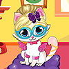 Kitty Makeover game