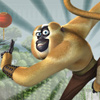 Kung Fu Panda World Monkey Run game