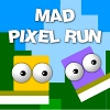 Mad Pixel Run game