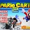 Mario Cart 2 game