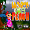Mario Saves Peach game