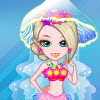 Mermaid Bride Dress Up game