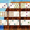 Mexican Train Dominoes Gold game