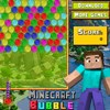 Minecraft Bubble game