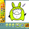 Monsters coloring pages game