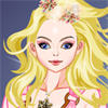 Moon Goddess Dress Up game