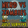 Nerd vs Zombies survive game