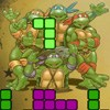 Ninja Turtles Tetris game