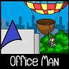 Office Man game