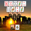 Old World Stones Solitaire game