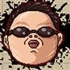 Oppa Gangnam Dash game