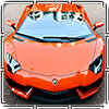 Parts of Picture Lamborghini game