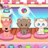 Pet shop management game