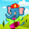 Pet Elephant Dress up game