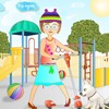Penny Dressup game