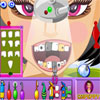Peppy Girl at Dentist game