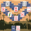 Persian Wizard Solitaire game